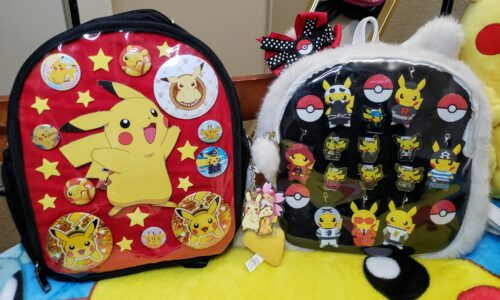 Pokemon Itabags